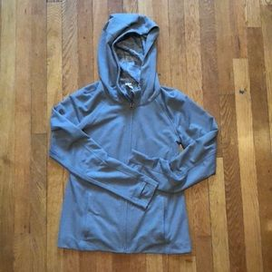 Gray lululemon hoodie
